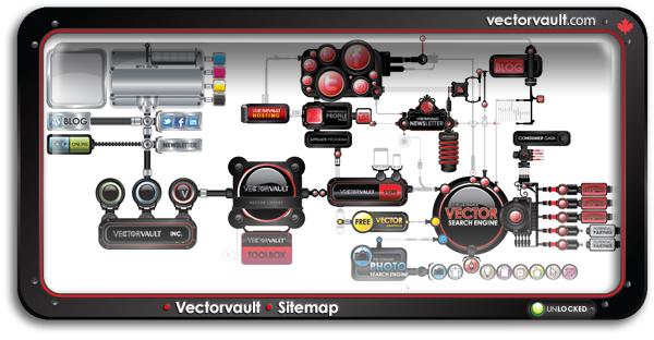 vectorvault-sitemap-search-buy-vector-art
