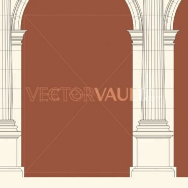 Buy Vector Classic Structure Columns Architecture