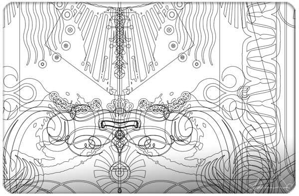 6-Behance-Diana-goddess-of-the-hunt-adam-jarvis-toronto-digital-artist